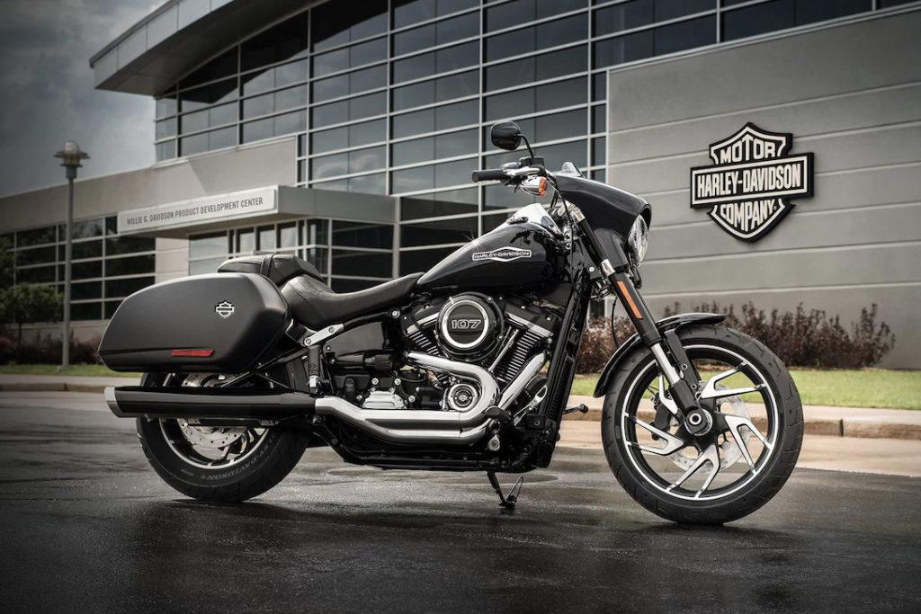 История корпорации Harley-Davidson