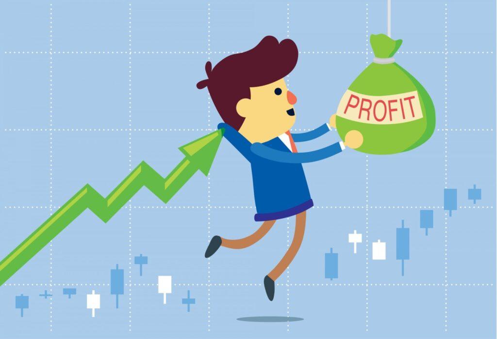как правильно фиксировать прибыль по акциям