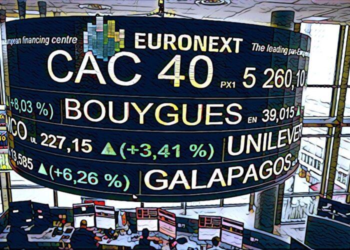 Как торговать индекс CAC 40? Какие компании входят?