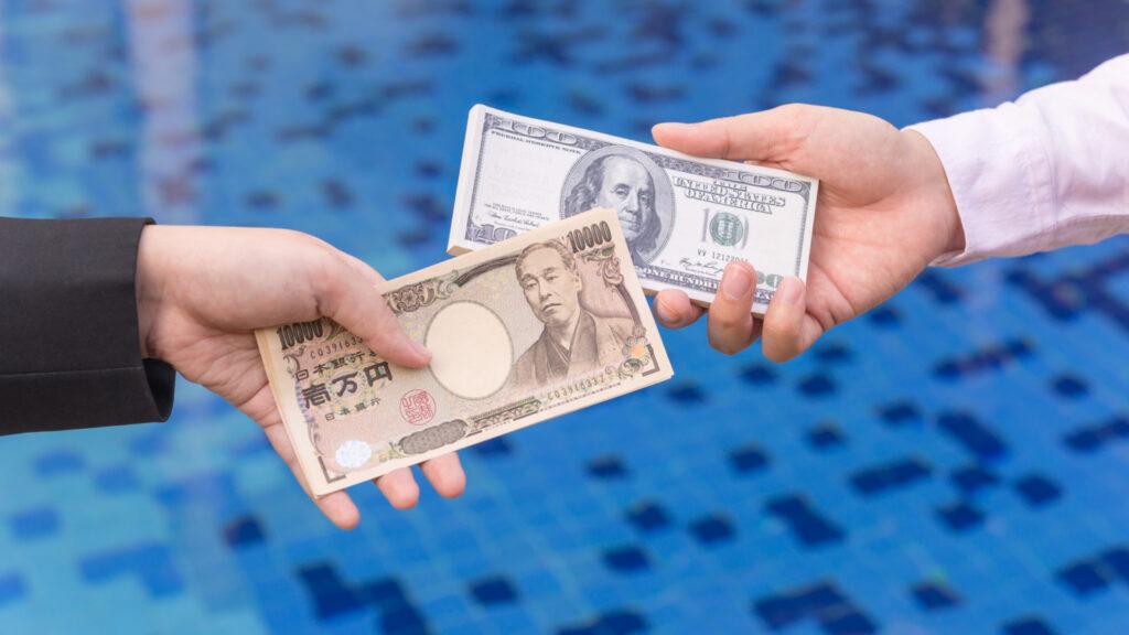 особенности валютной пары usd/jpy