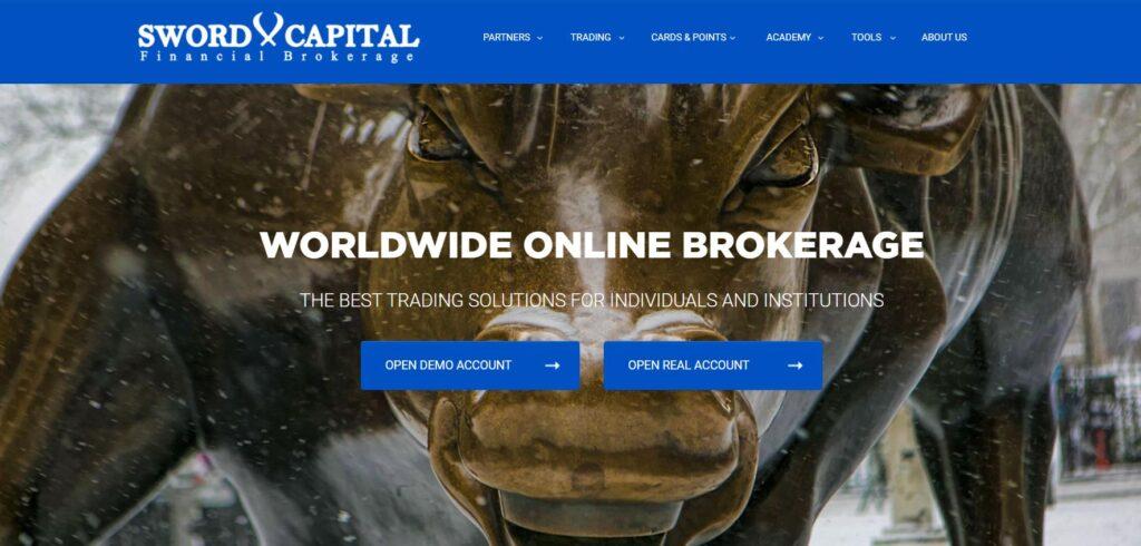 сайт sword capital брокера