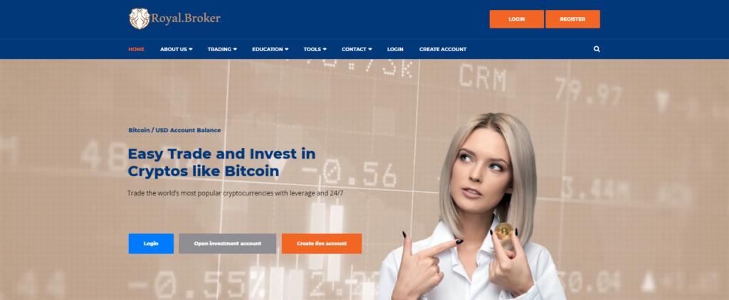 royal broker официальный сайт