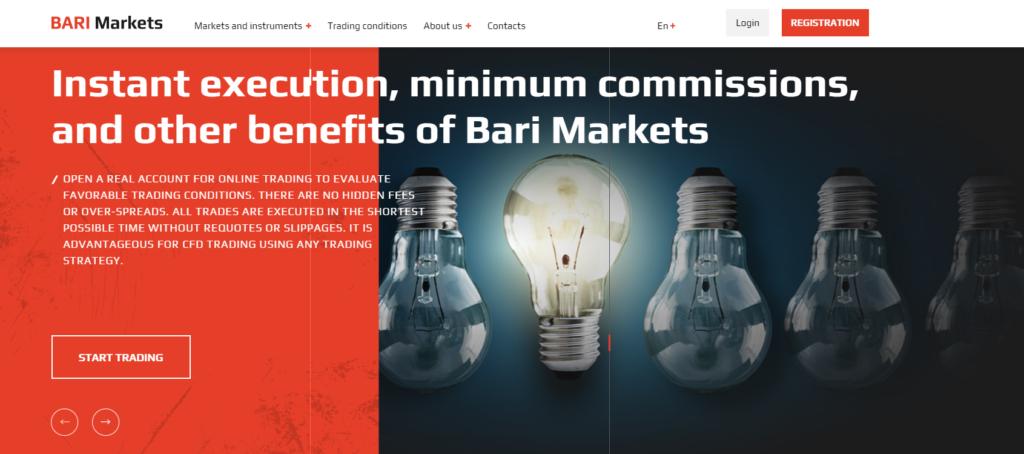 bari markets обзор брокера