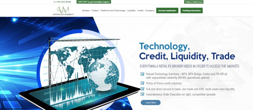 advanced markets официальный сайт